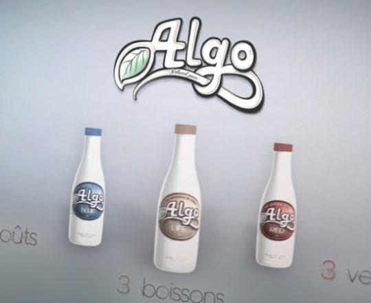Algo natural juice 1st spot [2016]