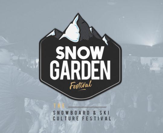 SNOW GARDEN FESTIVAL - Teaser 2018 [2018]