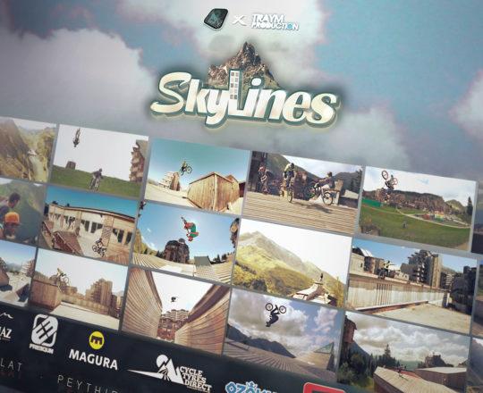 SKYLINES [2014]