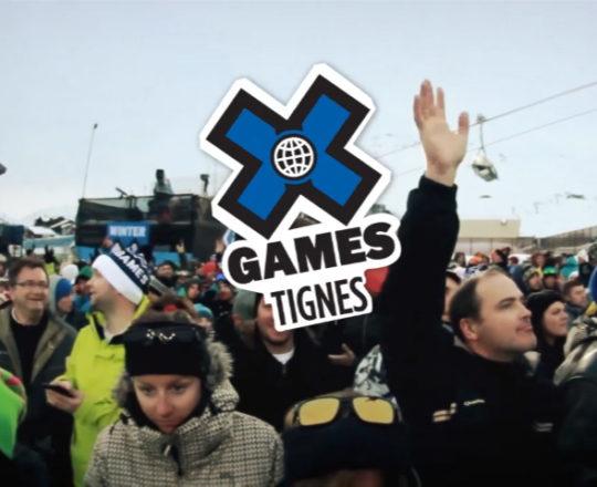 Arthur Longo SILVER Report @ XGAMES Tignes [2013]