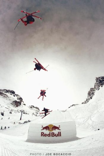 X GAMES | TIGNES 2013 | © TRAYM production