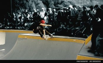 CHRIS HASLAM | Crolles 2009 | © TRAYM production